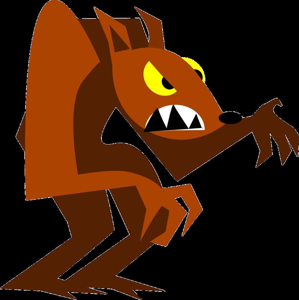 werewolf-151661_1280