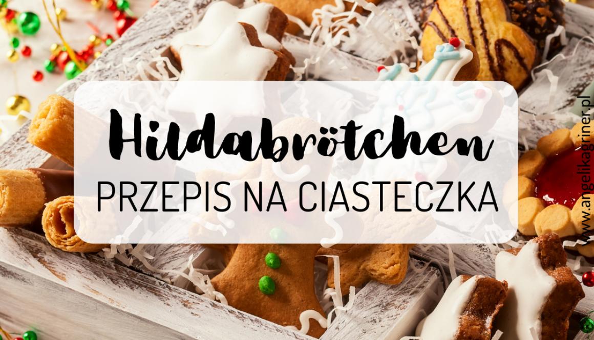 Hildabrötchen - przepis na ciasteczka