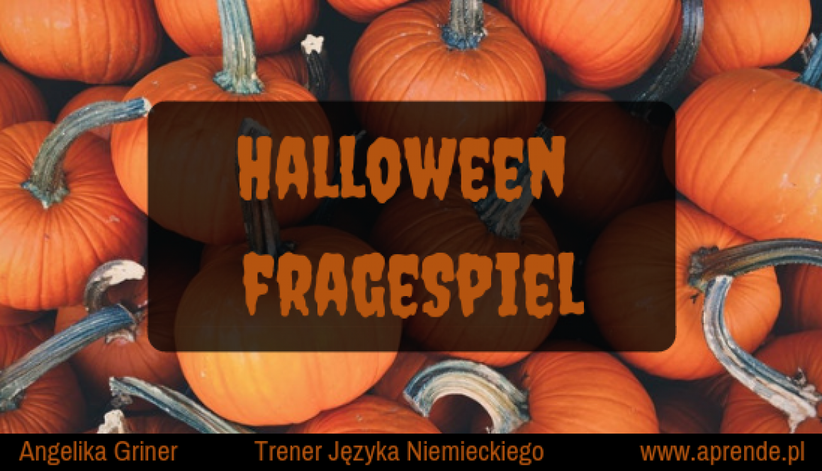 Halloween - Spiel