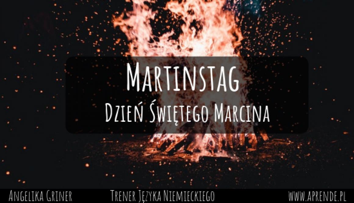 Martinstag - Dzień Świętego Marcina